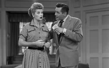 Lucille Ball And Desi Arnaz Fr is listed (or ranked) 2 on the list What TV Husbands And Wives Really Thought Of Each Other