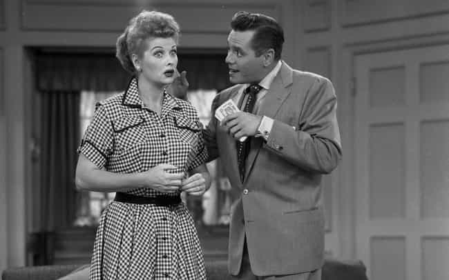 I Love Lucy is listed (or ranked) 2 on the list What TV Husbands And Wives Really Thought Of Each Other