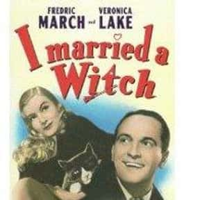 I Married a Witch is listed (or ranked) 23 on the list The Best Comedies of the 1940s