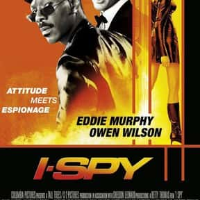 I Spy is listed (or ranked) 21 on the list The Greatest Spy Comedy Movies Ever Made