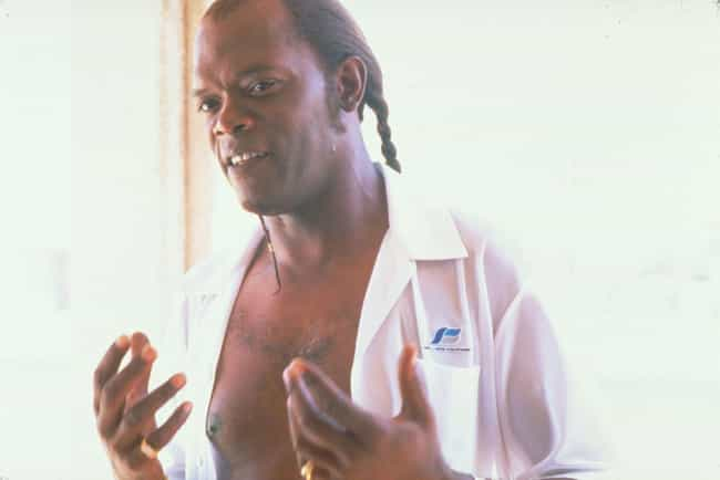 Jackie Brown is listed (or ranked) 4 on the list Samuel L. Jackson's Many, Many Onscreen Wigs, Ranked By Dramatic Effect