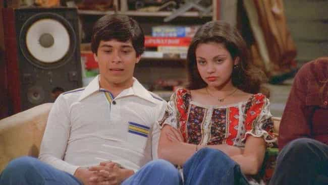 Jackie Burkhart is listed (or ranked) 4 on the list TV Love Interests Who Could Do Better