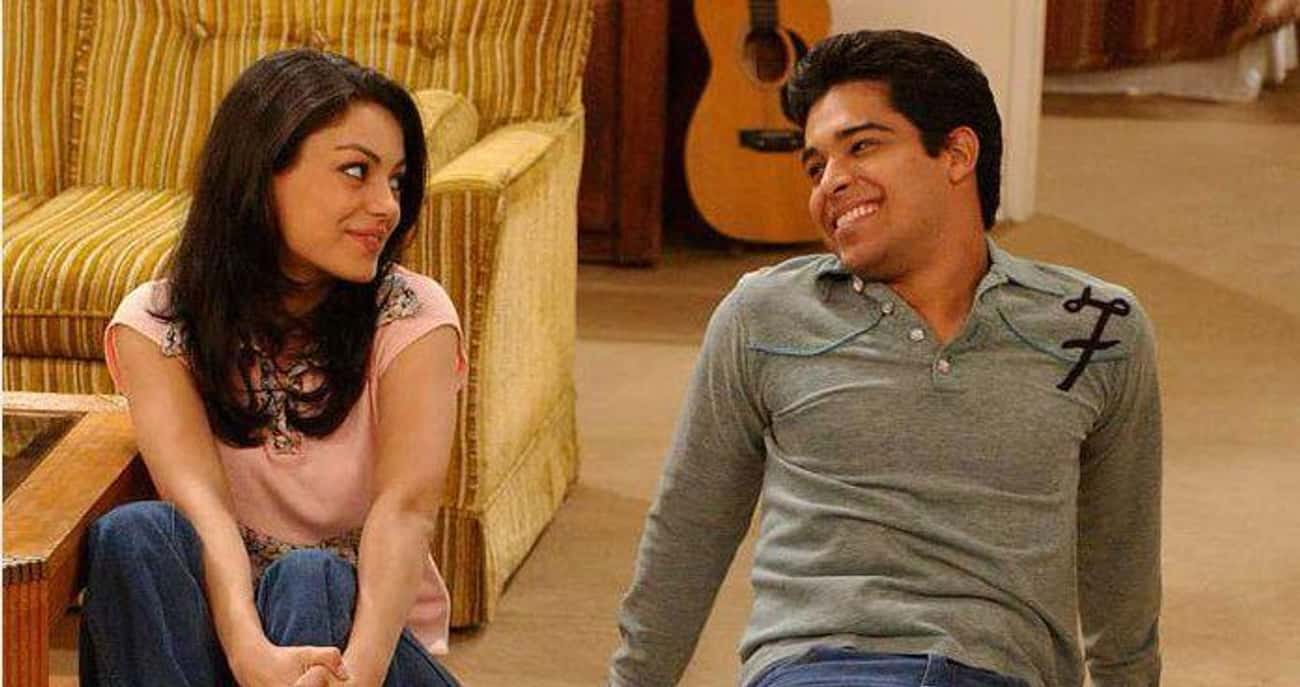 Jackie And Fez In 'That '70s S is listed (or ranked) 1 on the list TV Characters Who Ended Up With The Wrong Person