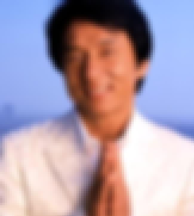 Jackie Chan is listed (or ranked) 4 on the list Famous Aries Celebrities