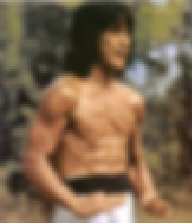 Jackie Chan is listed (or ranked) 4 on the list 10 Famous Actors Who Once Did Porn