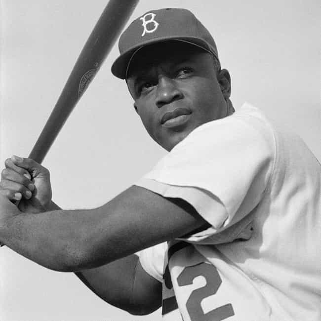 Jackie Robinson is listed (or ranked) 1 on the list The Best Black Baseball Players Of All Time