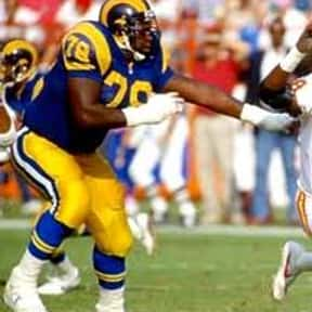 Jackie Slater is listed (or ranked) 10 on the list The Best Los Angeles Rams of All Time