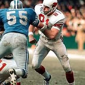 Jackie Smith is listed (or ranked) 6 on the list The Best NFL Tight Ends of the '70s