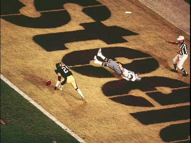 Jackie Smith is listed (or ranked) 3 on the list The Worst Super Bowl Plays of All Time