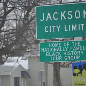 Jackson is listed (or ranked) 23 on the list US Cities That Should Have an NFL Team