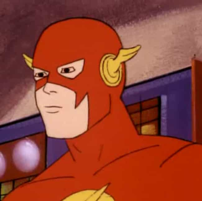 Jack Angel is listed (or ranked) 4 on the list The Best Actors Who Played The Flash