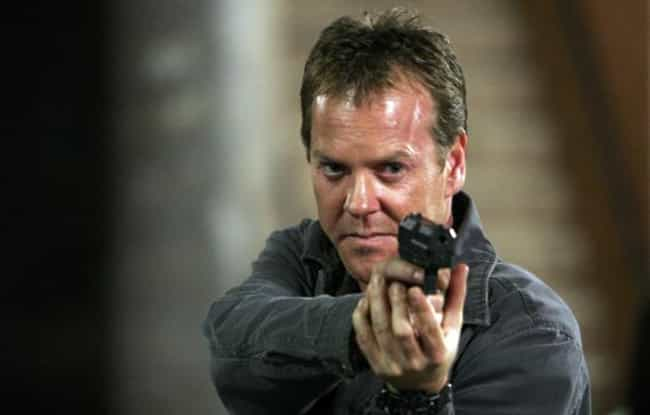 Jack Bauer is listed (or ranked) 4 on the list The Best Fictional Spies