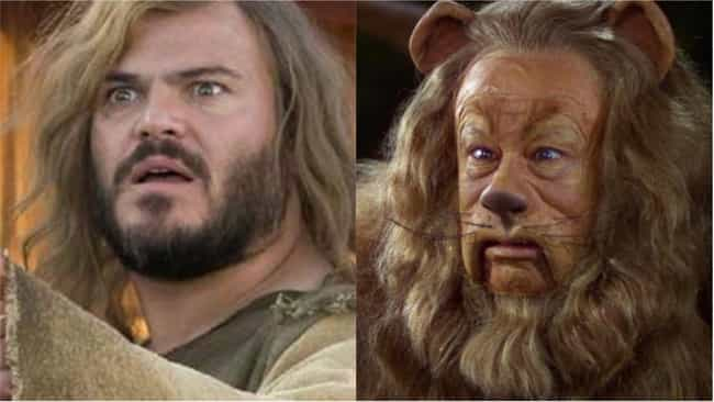Jack Black is listed (or ranked) 1 on the list Who Would Star In A Remake Of 'The Wizard Of Oz' Today?