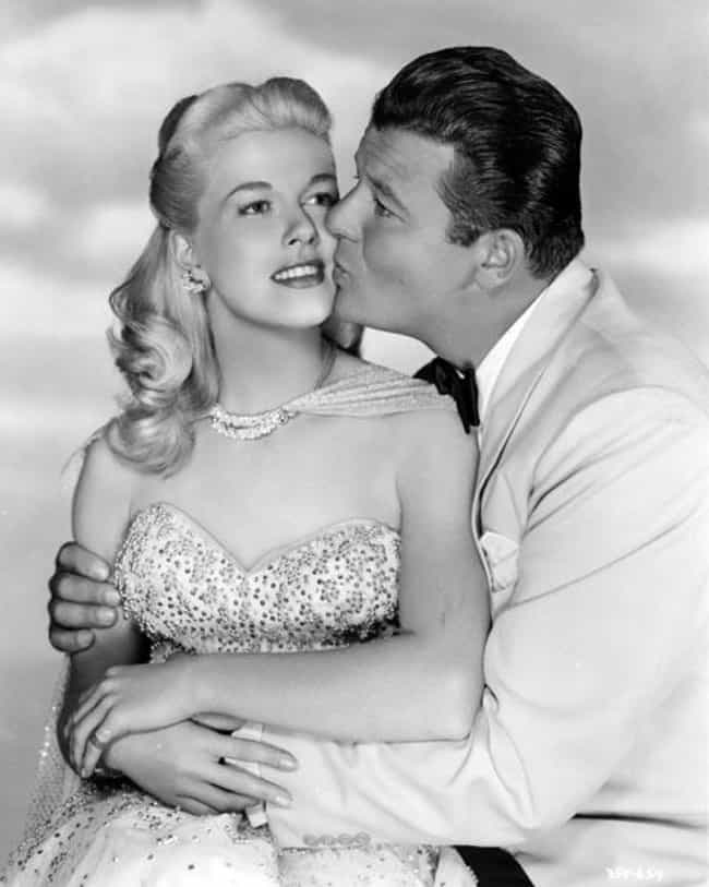 Jack Carson is listed (or ranked) 4 on the list Men Who Doris Day Has Dated