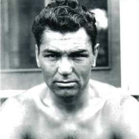 Jack Dempsey is listed (or ranked) 2 on the list The Best Boxers of the 20th Century