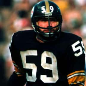 Jack Ham is listed (or ranked) 2 on the list The Best Pittsburgh Steelers Linebackers of All Time