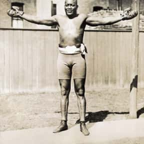 Jack Johnson is listed (or ranked) 13 on the list Famous Boxers from the United States