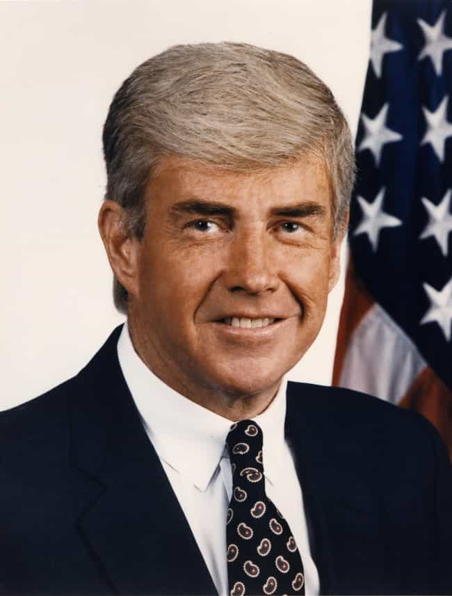 Jack Kemp is listed (or ranked) 3 on the list 26 Professional Athletes Who Went Into Politics