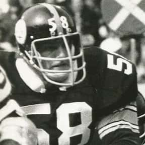 Jack Lambert is listed (or ranked) 23 on the list The Best Football Players Ever