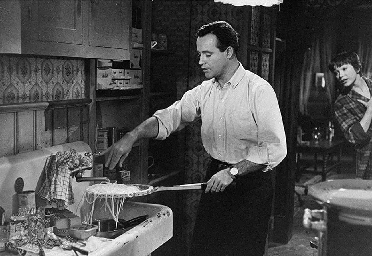 1960: Jack Lemmon is listed (or ranked) 1 on the list Who Was Hollywood's Leading Man The Year You Were Born?