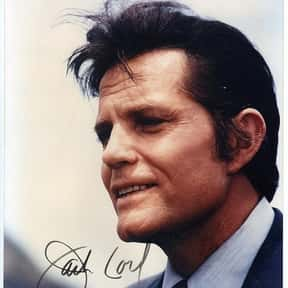 Jack Lord is listed (or ranked) 10 on the list Full Cast of Dr. No Actors/Actresses