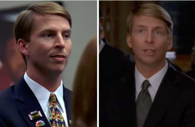 Jack McBrayer is listed (or ranked) 4 on the list How the Cast of 30 Rock Aged from the First to Last Season