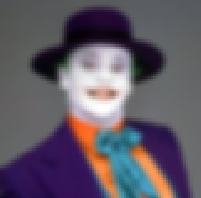 Jack Nicholson is listed (or ranked) 3 on the list The Best Actors Who Played Joker, Ranked