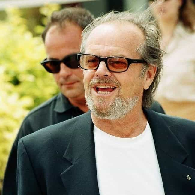 Jack Nicholson is listed (or ranked) 1 on the list 15 Celebrities Who Take Viagra