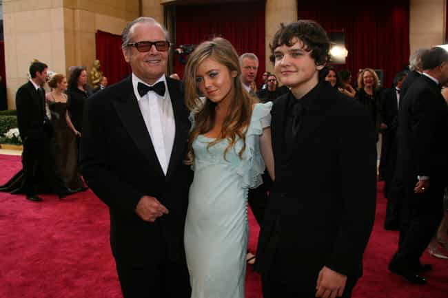 Jack Nicholson is listed (or ranked) 4 on the list 11 Famous People Who Are Love Children