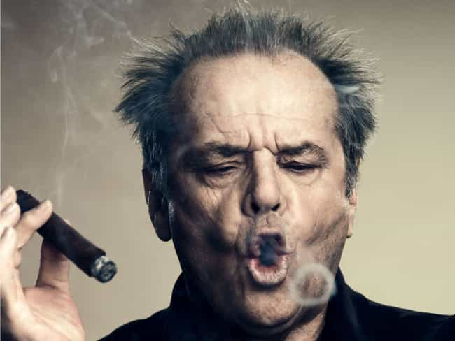 Jack Nicholson is listed (or ranked) 9 on the list Kate Moss's Loves &