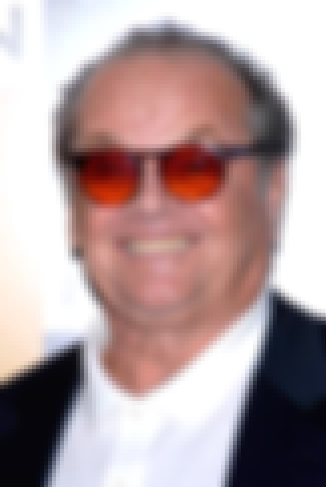 Jack Nicholson is listed (or ranked) 1 on the list Celebrities Reveal What They Hallucinated While Tripping