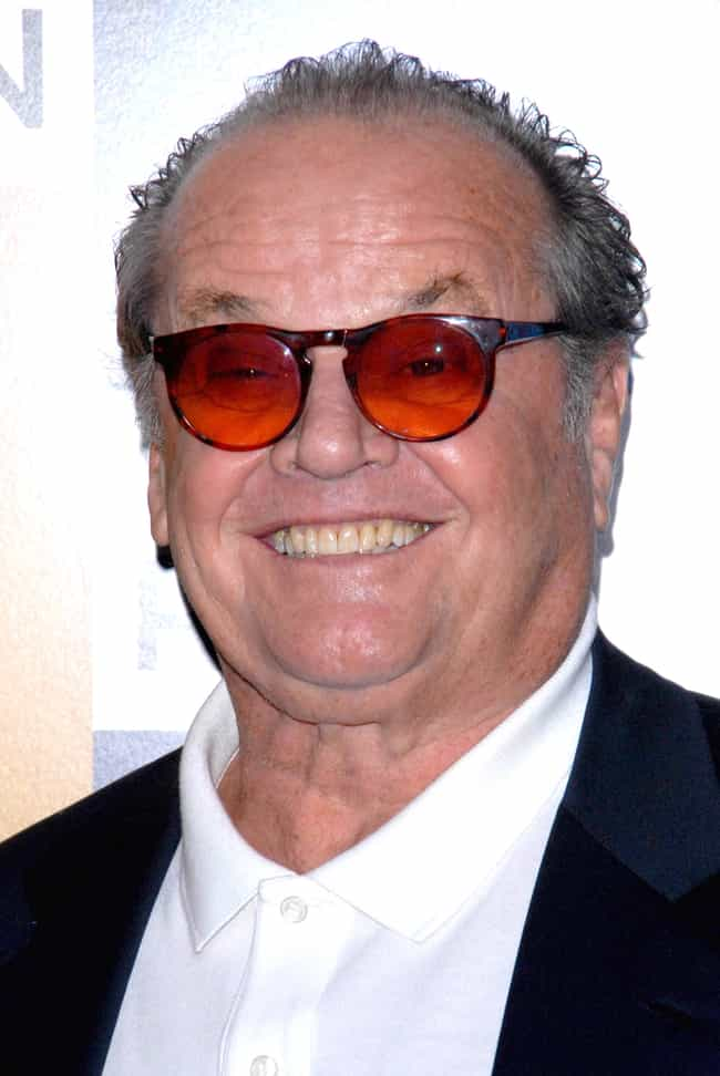 Jack Nicholson is listed (or ranked) 2 on the list 6 Celebrities Who Were Lied to About Their Parents