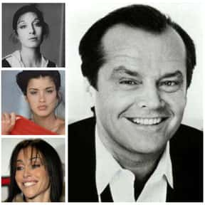Jack Nicholson is listed (or ranked) 7 on the list The Biggest Manwhores in the Entertainment Industry