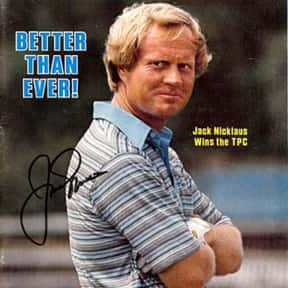 Jack Nicklaus is listed (or ranked) 1 on the list The Best Golfers Of All Time