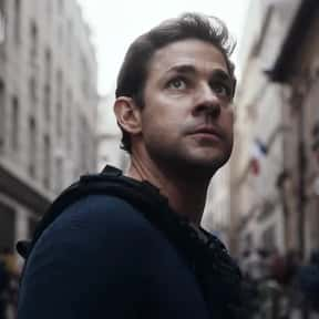 Jack Ryan is listed (or ranked) 10 on the list Fictional Characters Named Jack