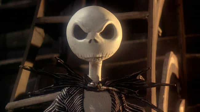 Jack Skellington is listed (or ranked) 2 on the list 14 Monsters You Don't Want To Admit You Have A Crush On