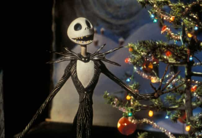 Jack Skellington is listed (or ranked) 3 on the list Which Fictional Goth Guy Are You Based On Your Zodiac?