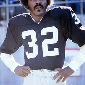 Jack Tatum is listed (or ranked) 18 on the list The Best NFL Player Nicknames