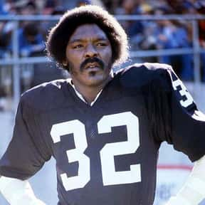 Jack Tatum is listed (or ranked) 17 on the list People Who Should Be in the Pro Football Hall of Fame