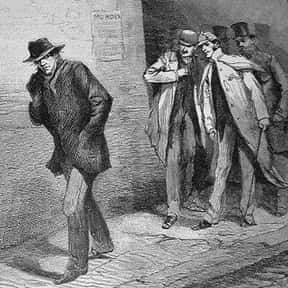 Jack The Ripper is listed (or ranked) 1 on the list 7 Infamous Left-Handed Criminals