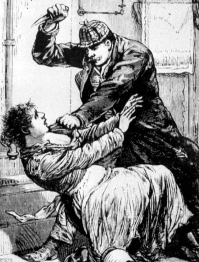 Jack the Ripper is listed (or ranked) 3 on the list Here Are The 12 Most Brutal Case Files That Have Been Released By The FBI In 'The Vault'