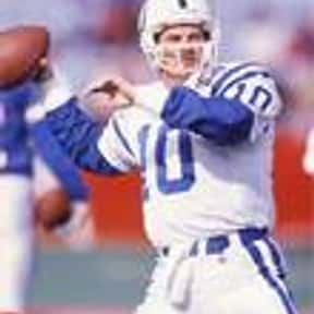 Jack Trudeau is listed (or ranked) 8 on the list The Best Indianapolis Colts Quarterbacks of All Time