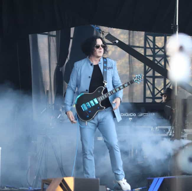 Jack White is listed (or ranked) 2 on the list All The Arroyo Seco Weekend Acts We Saw, Ranked