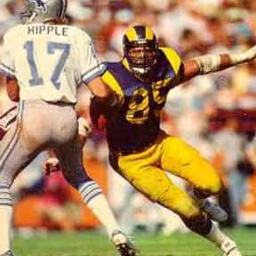 Jack Youngblood is listed (or ranked) 12 on the list The Greatest Defensive Ends of All Time