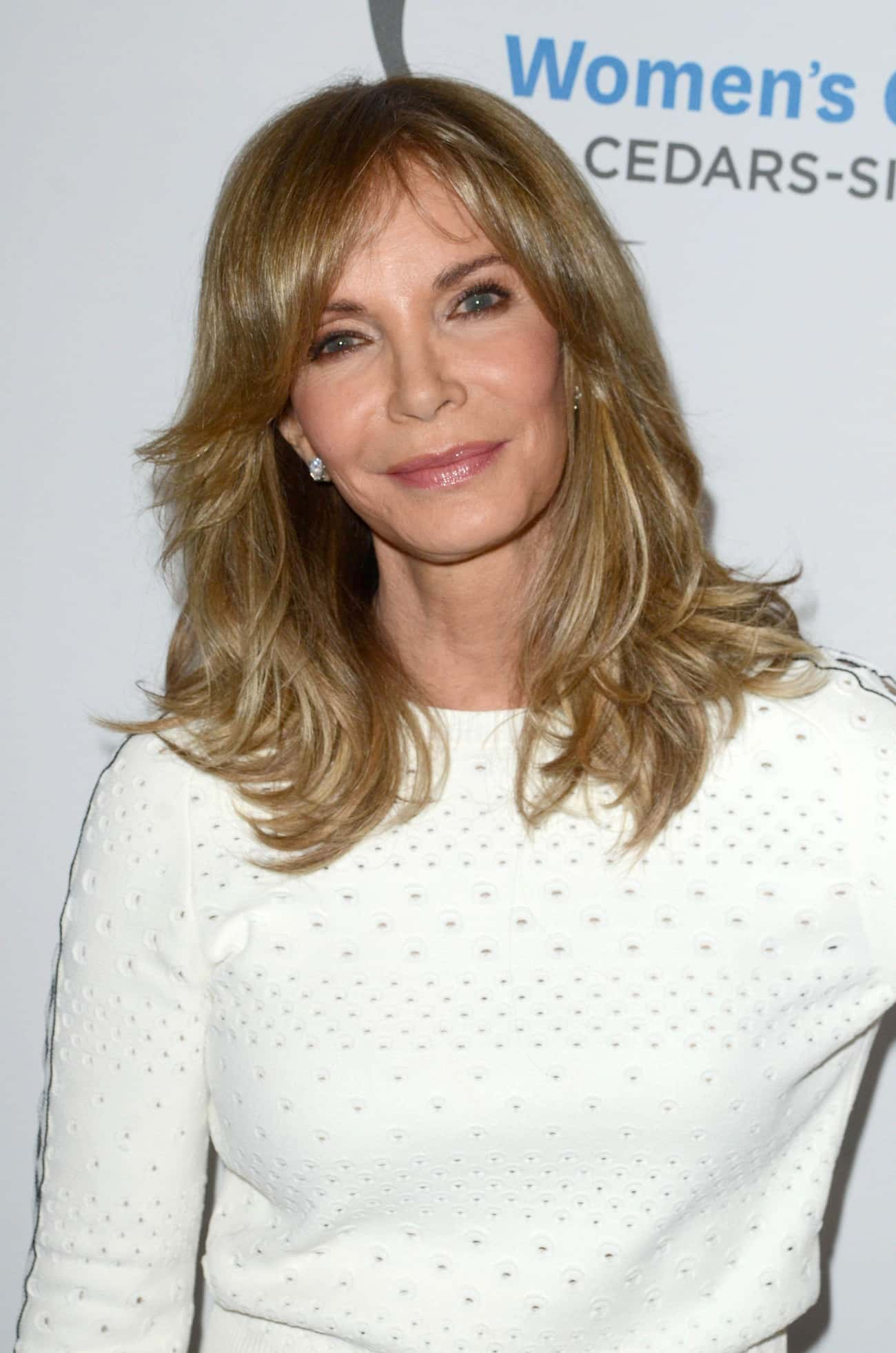 Jaclyn Smith is listed (or ranked) 4 on the list Stunning Celeb Women Over 60