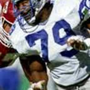 Jacob Green is listed (or ranked) 12 on the list List of Famous Football Defensive Linemans