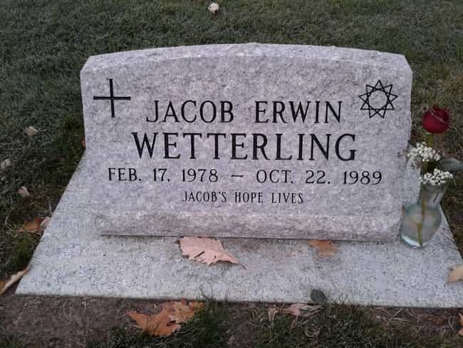 Jacob Wetterling is listed (or ranked) 2 on the list People Who Disappeared Mysteriously