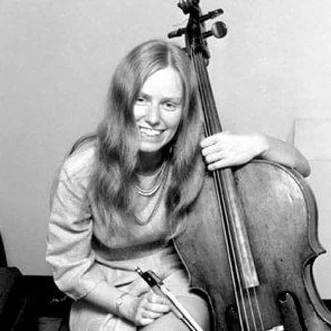 Jacqueline du Pré... is listed (or ranked) 4 on the list Famous Female Cellists