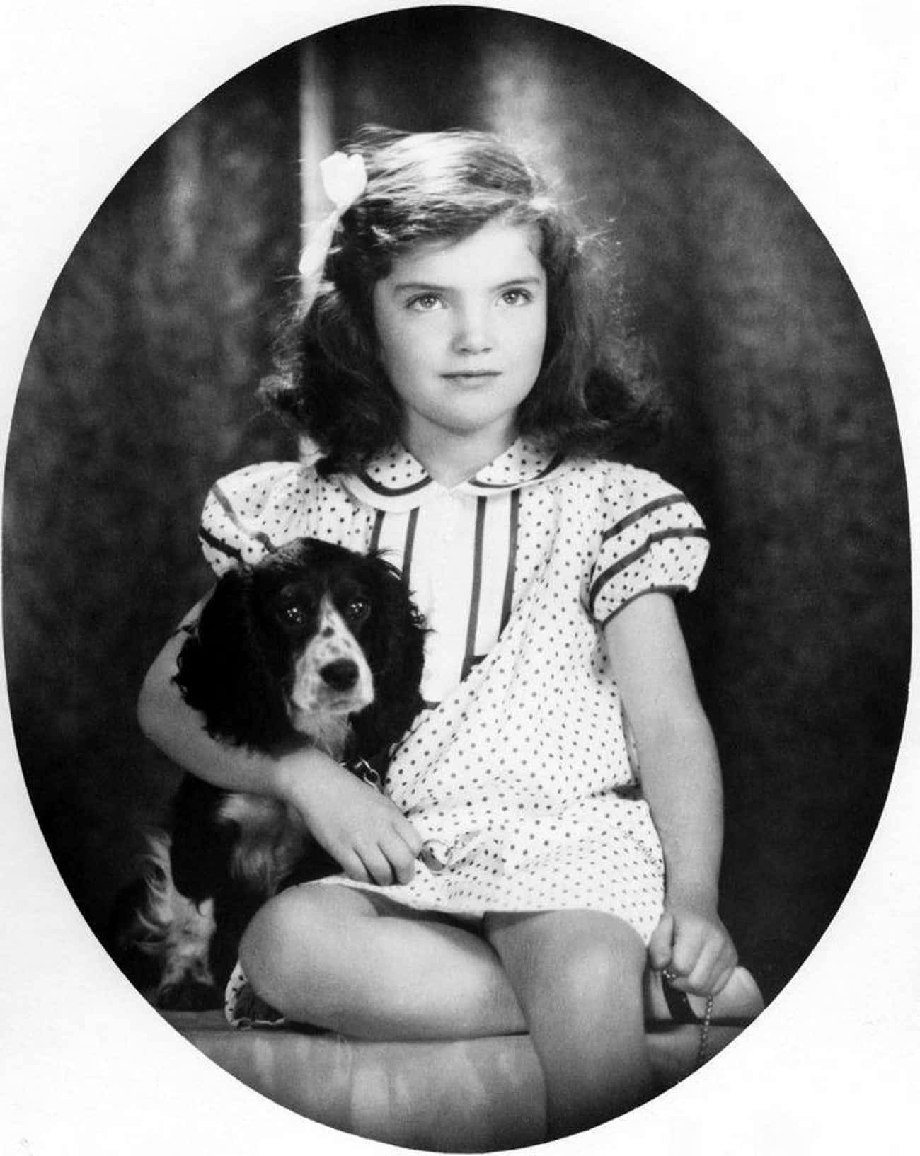 Jacqueline Kennedy Onassis - 1935