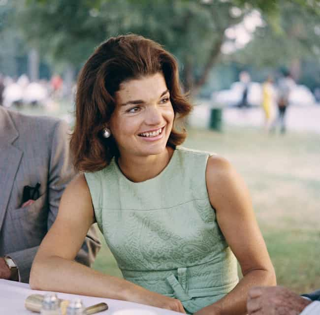 Jacqueline Kennedy Onassis is listed (or ranked) 3 on the list 17 Famous People Who Lost Babies at Birth